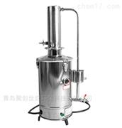 不锈钢电热蒸馏水器自控款