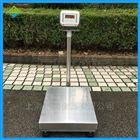 药厂用100kg不锈钢电子称,40*50公分台秤