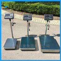 TCS电子秤60公斤,工业台秤带立杆