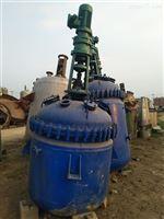 厂转让二手3吨搪瓷反应釜供应