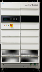 ChromaHEOS-8000燃料電池發動機測試係統