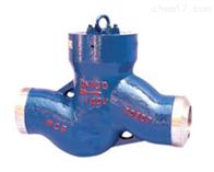 H61Y焊接電站止回閥