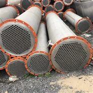 承德常年出售二手60平方螺旋板式換熱器