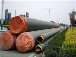 预制直埋式保温管管道及管件生产工艺