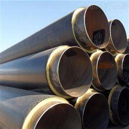 直埋式聚氨酯保温管施工工艺流程