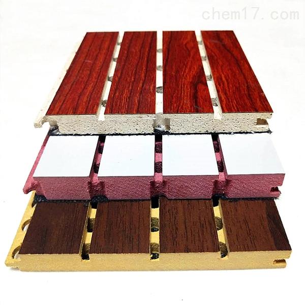 成都槽木吸音板生产厂家