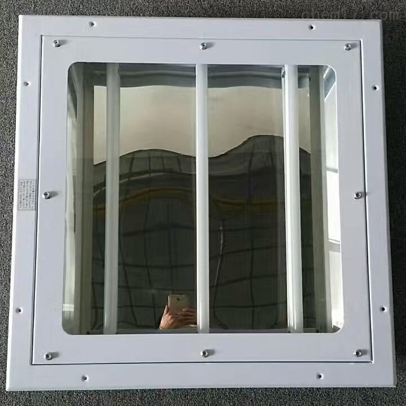 BAY化工车间方形格栅防爆洁净平板灯EX