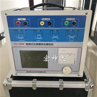 TD-100P变频式互感器综合测试仪