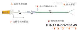 日本安立计器表面用温度传感器UH系列