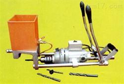 电动钢轨单孔钻孔机