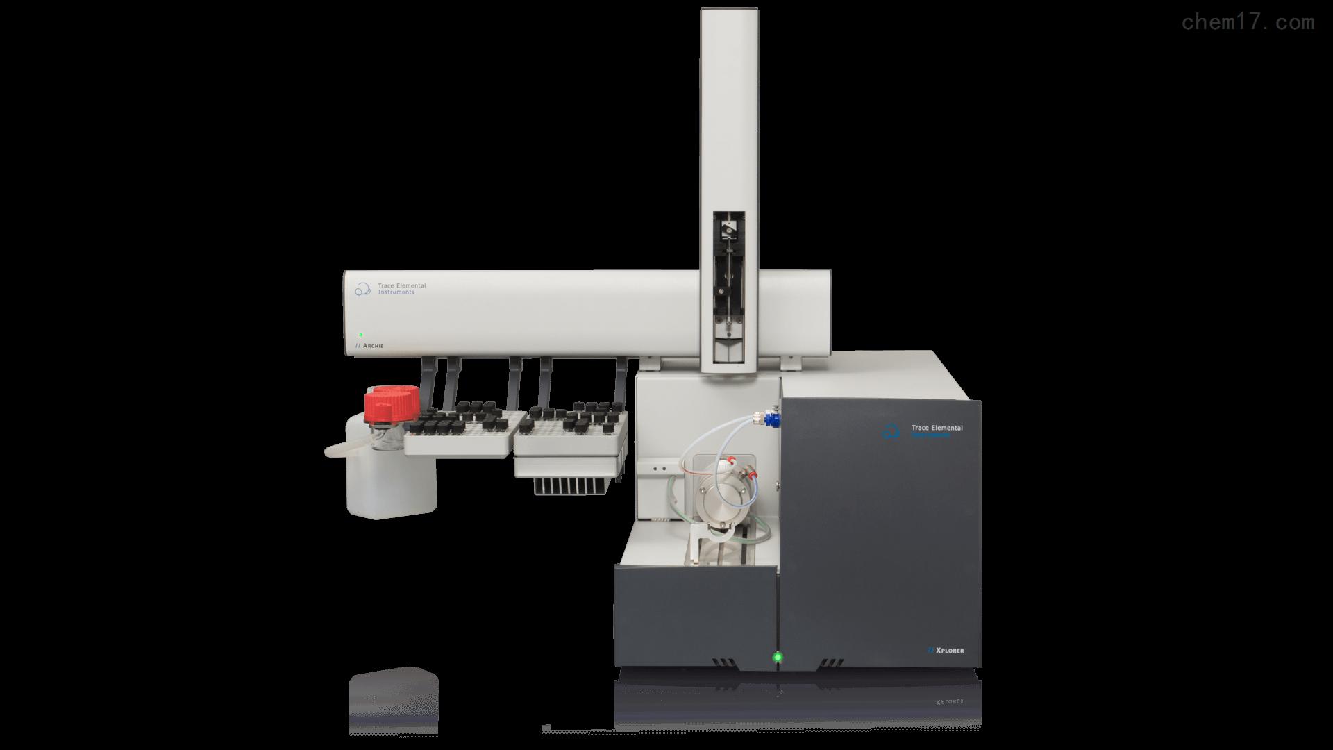 总硫分析仪XPLORER TS