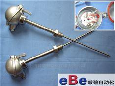 活络管接头一体化铂热电阻