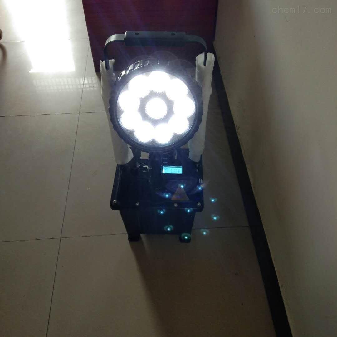 重庆FW6101GF-J工业防爆移动照明泛光升降灯