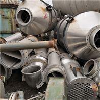 3效8吨二手3效8吨强制蒸发器传热设备