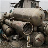 3效5吨二手3效5吨降膜真空蒸发器