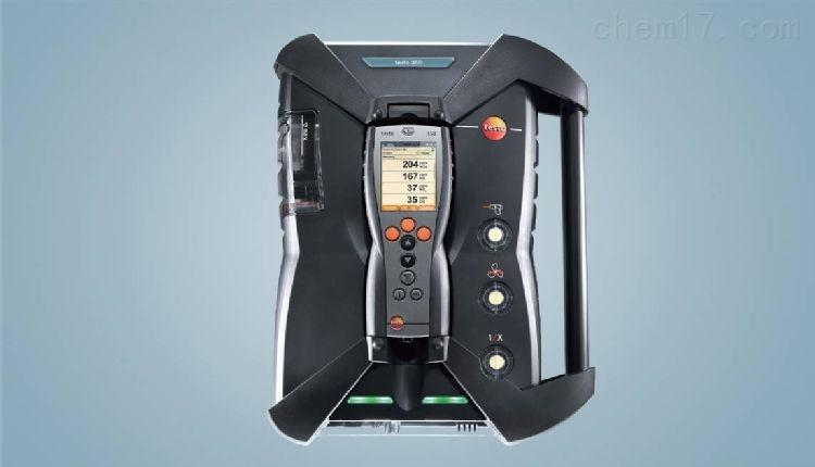 全新德德图蓝版350工业便携式烟气分析仪