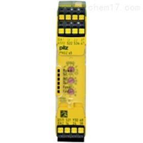 PNOZ s5 C 24VDC 2 n/o 2 n注意德国PILZ安全继电器货号751105