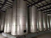 二手葡萄酒储存罐长期供应