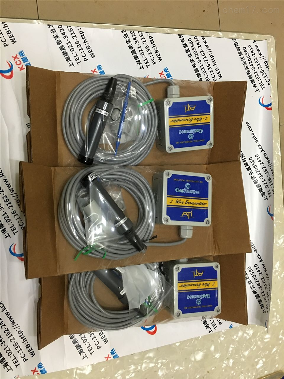 特价供应美国ATI浓度传感器