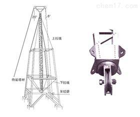 pj鋁合金框架式內懸浮抱桿