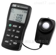 TES-136 色温照度计