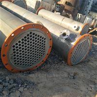 二手不锈钢列管冷凝器大量出售