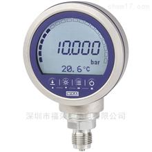 CPG1500进口精密型WIKA数字压力表CPG1500
