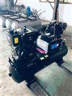 TO250A空压机带发电机电焊机250A