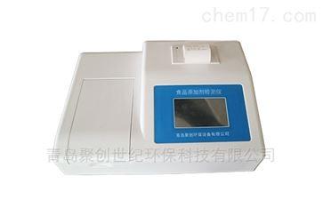 中国青岛检测食品添加剂检测仪JC-24D