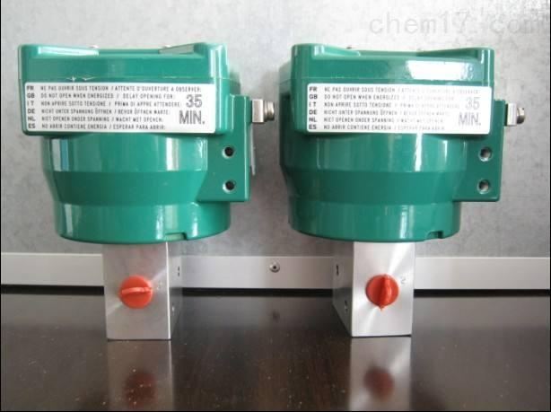 美国ASCO电磁阀宁波原装进口SCG551A017M