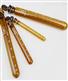 棕色玻璃刻度试管(具塞)