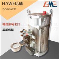 KA 23 S14 KDT/H 1,18HAWE哈威KA 23 S14 KDT/H 1,18紧凑型泵站