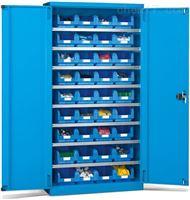 层板式加厚铁柜惠州市加厚材质储物铁柜开门层板