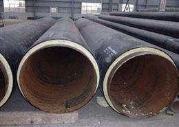 直埋式聚氨酯保温管施工性能特点