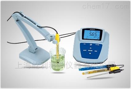 上海三信MP525 pH/溶解氧测定仪