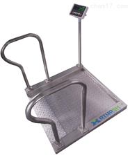 SCS全不锈钢医用电子轮椅秤