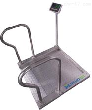 SCS不锈钢304电子轮椅秤
