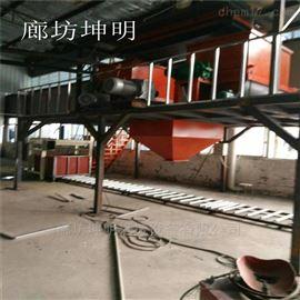 th001厂家生产一体板设备匀质板生产线保质保量