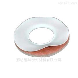 dn65聚四氟乙烯石棉板垫 四氟包覆石棉垫片