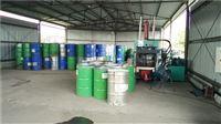 大油桶油桶压扁机