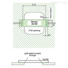 HC109 濕度傳感器芯片