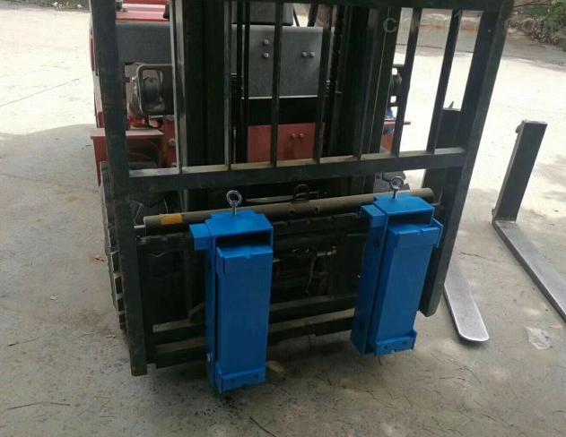 5吨合力内燃叉车秤-5吨叉车电子磅