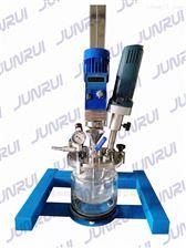 实验室高剪切真空均质机反应釜