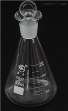 SP-BLDLP玻璃碘量瓶(定碘三角燒瓶)