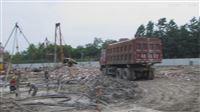 泥漿分離-建筑打樁泥漿脫水分離器