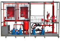 VS-LXF05A消防供水管路安裝實訓裝置