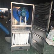 固定式磨床工业吸尘器