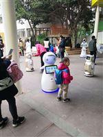小雪供应北京幼儿园教育迎宾讲解机器人