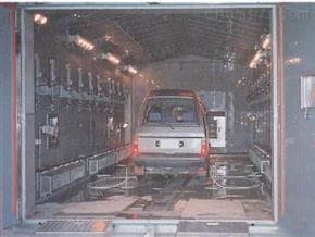 整车盐雾试验箱