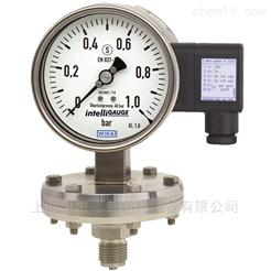 PGT43HP.100, PGT43HP.160带有电信号输出的德国威卡wika膜片式压力表